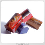 Confiseries au chocolat de luxe, papier Carton Boîtes Boîte de couleur
