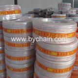 Flexibilité en fibre de PVC Tuyau doux / Nouveaux types Tuyau en PVC / tuyau d'eau transparent