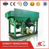 A taxa de recuperação do Concentrador de alta densidade de máquina de gabarito de mineração de ouro aluvial