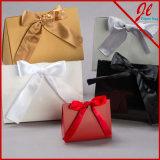 Het Winkelen van Kraftpapier van de Schaduw van de premie Streep Gekleurde Zakken