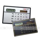 太陽エネルギーのクレジットカードの大きさで分類された計算機(LC503)
