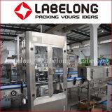 Machine d'étiquetage à chaud à faible température OPP pour bouteille d'animaux de compagnie