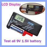 LCD Display Dt168d 1.5V 9V Battery Tester Meter