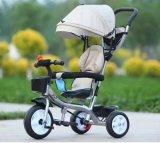 4 in 1 Mutifuntion Baby-Dreirad, Baby-Spaziergänger, Kind-Dreirad