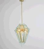 Tipo europeu iluminação de vidro do pendente da sala de jantar (MD8135-8B)