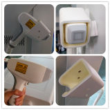 Vertically Salon/SPA/Home 808 diode laser for Hair rem oval