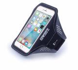 Caso Marsee teléfono teléfono Deporte Llavero Caja de la ranura de conexión de auricular Gym Fitness Deportes de la ejecución de entrenamiento para el iPhone