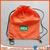 新しい展覧会のデジタル印刷201dのドローストリング袋