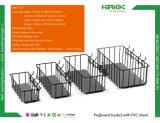 Комплект из 4 крюки легко организовать дополнительные принадлежности провод Pegboard корзину с ПВХ лист