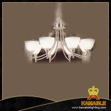 Luz de vidro do pendente da decoração da qualidade nobre (PX-0598-8)