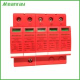 氏PV DC 2p 500V SPDのサージの保護サージ電圧の保護装置40ka