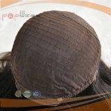 Parrucca rifinita di caduta dei capelli umani (PPG-l-01028)