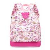 El niño Backpacks Escolar Mochila del bolso de escuela del mono de la historieta de los estudiantes de la escuela primaria el mini de la mochila de los bolsos impermeables de nylon lindos de los cabritos