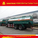 De Vrachtwagen van de Tanker van de Stookolie van Sinotruk HOWO 6X4 Voor Vervoer