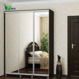 Meilleur Prix Silver miroir miroir en aluminium pour la décoration d'accueil