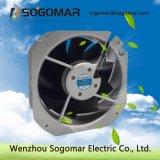 5/9 Ventilator van de Muur van de Bladen 50/60Hz 225X225X80mm van het Roestvrij staal voor de Machine van het Lassen