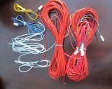 O fio flexível do silicone para o UL do calefator aprovou