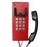 Telefono da tavolino della Banca dell'atmosfera del telefono di GSM del punto di guida della manopola automatica