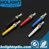 Connecteur de fibre optique pour St/Upc