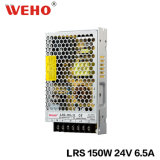 Type mince Weho 150W 24V alimentation LED (LRS-150-24)