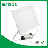 Super helle dünne 6W LED Instrumententafel-Leuchte des Quadrat-ultra