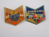 Изготовленный на заказ значки пожалования, значки металла для сувенира (GZHY-BADGE-021)