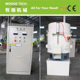 Plastik-pp.-PET-LDPE-Film/gesponnene Beutel agglomerator Maschine