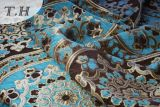 Tissu 2015 de sofa de Chenille fabriqué en Chine