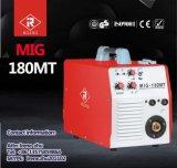 Máquina de soldadura elevada do MIG do inversor do ciclo de dever IGBT (MIG-160T/180T/200T)