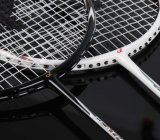 De Vierkante HoofdRacket Uit één stuk van uitstekende kwaliteit van het Badminton van de Legering van het Aluminium
