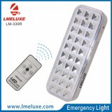 Luz Emergency portable recargable del LED con Contorl alejado