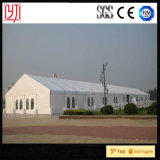 2017 de Nieuwe Tent van pvc Yurt van het Frame van de Legering van het Aluminium Guangzhou voor de Opslag van Goederen