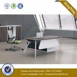 Meubles de bureau modernes en acier L Tableau de bureau de cerise de forme (UL-NM002002)