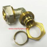 Ajustage de précision en laiton égal de compactage du coude Cw617n de la Chine Prsfession