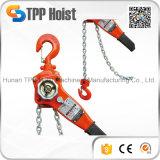 Hsh 6t 판매를 위한 휴대용 소형 사슬 드는 손에 의하여 운영하는 레버 호이스트