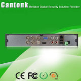 4CH와 8CH Poe NVR 통신망 비디오 녹화기 (NVR-PGH498-POE)