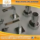 Прототип металла крома CNC латунный с Ce и RoHS