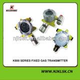 工場価格の高精度なK800固定可燃性ガスの漏出探知器