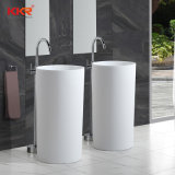A Kkr Superfície sólida autoportante pia do banheiro Lavatório