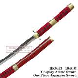 Um Pedaço Sandai Kitestu Alma Espada de corte da faca