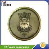 安く旧式な記念品のギフトの金属のクラフトの硬貨