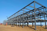 Gruppo di lavoro superiore del magazzino della struttura d'acciaio di alta qualità del grado