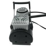 Compresseur d'air portatif avec le gonfleur de pneu de véhicule de Digitals de lumière de mesure de Digitals