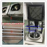 Dispositivo di raffreddamento di aria evaporativo di monofase 220V 50Hz /60Hz