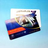 13.56MHz RFID HF MIFARE Ultralight Nano bilhete em papel cartão para os transportes públicos
