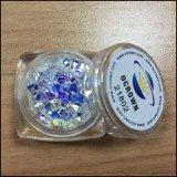 O Glitter holográfico da forma cosmética do diamante do volume 3D lasc fornecedor