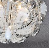 Lampade alla moda domestiche di vetro del soffitto
