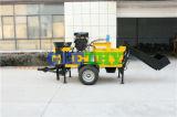 M7miの対油圧連結の粘土の煉瓦機械