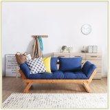 Твердая деревянная живущий софа комнаты