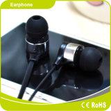 마이크와 민감한 포장을%s 가진 최고 음질 타전된 이어폰